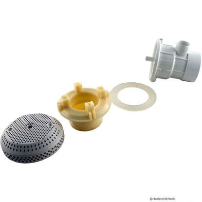 """Picture of Suction Assy BWG/GG 2-3/8""""hs 2""""spg x 1/2""""s White  54-410-1750"""