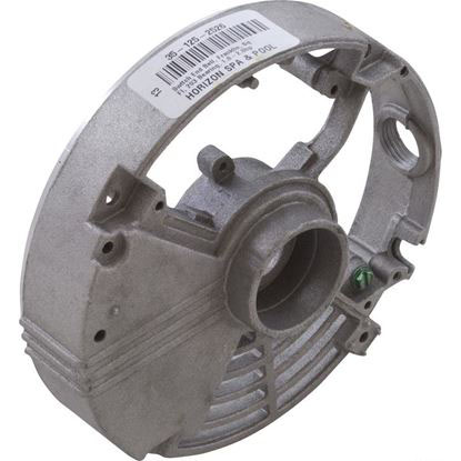 Picture of Switch End Bell, Franklin, Sq Fl, 203 Bearing, 1.0-2.0hp Sfk-72