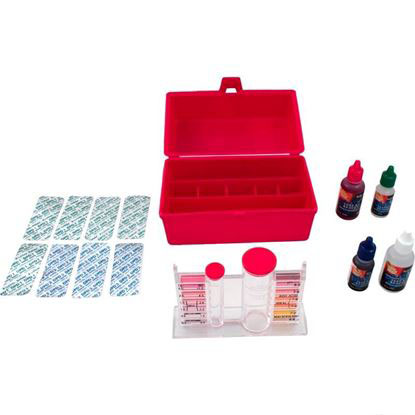 Picture of Test Kit, Blue Devil, 4-Way, Dpd B7443