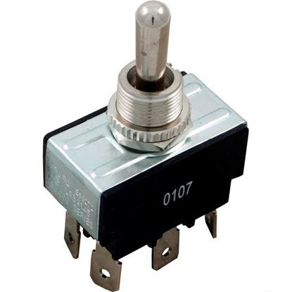 Picture of Toggle Switch, DPDT, Center Off  60-555-1516