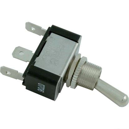 Picture of Toggle Switch, Single Pole Double Throw, 115v  60-555-1505