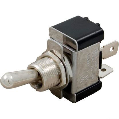 Picture of Toggle Switch, SPST, 115v 2VLT7
