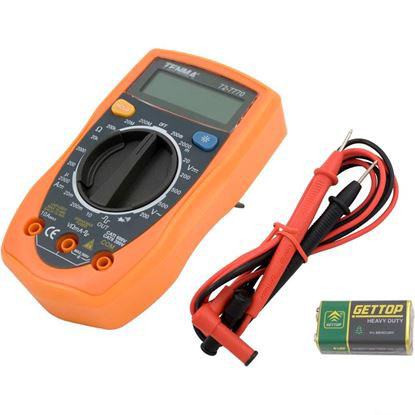 Picture of Tool Multimeter Digital with Leads  99-363-1200