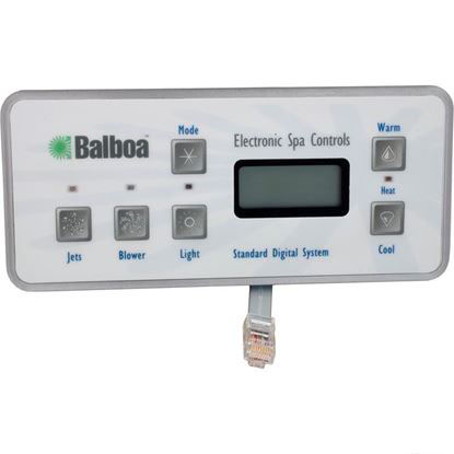 Picture of 54157 Topside Balboa Water Group Standard Digital P1 Bl Lt