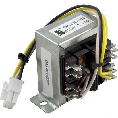 Picture of Transformer, Vita, 115v, 15v, 2a, 8-Pin 0442205