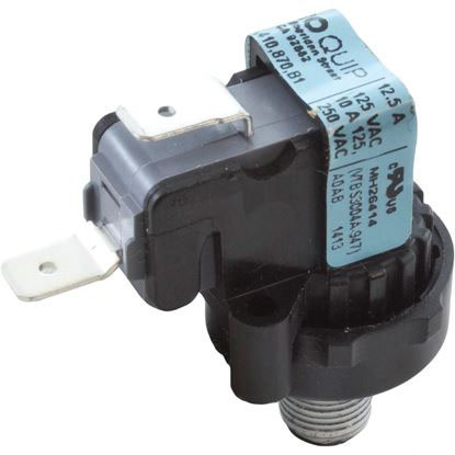 "Picture of Vacuum Switch Hydro-Quip 1A 1/8"" Male Pipe Thread 34-0069C"