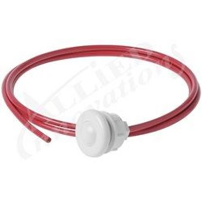 Picture of 1147742 Air Button Replacement Kit: White Button With Tubing-1147742