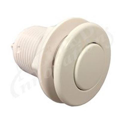 Picture of 650-3040-Bc Air Button: Low Profile Bath Biscuit-650-3040-Bc