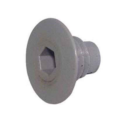 Picture of Air Injector Part: 5/8' Face Gray- 23031-001-000