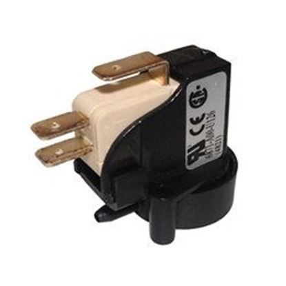 Picture of Air Switch: 20amp Spdt Latching Radial- 6871-Aoo-U126