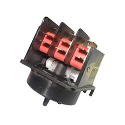 Picture of 6806-006-U122 Air Switch: 4-Function 20amp White Cam 8/32'-6806-006-U122