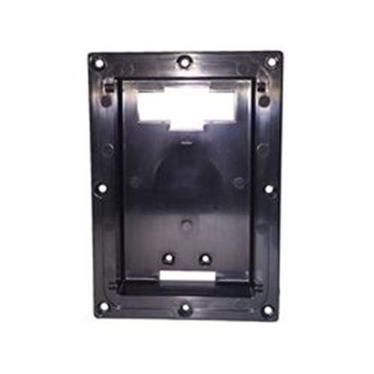 Picture of 6000-296 Audio Part: Enclosure Ipod Abs Black 07-6000-296