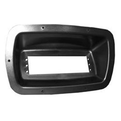 Picture of 9920-100322 Audio: In.Tune Panel Housing Black-9920-100322
