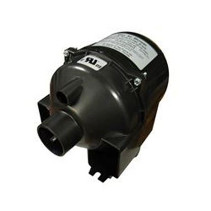 Picture of 2510120f3ja Blower: 1.0hp 120v With Air Switch Control And Heater Max Series-2510120f3ja