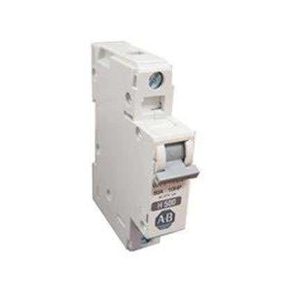 Picture of 1492-Cb1h500 Breaker: H500 50amp 10hp Ac 277v-1492-Cb1h500