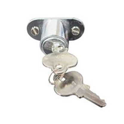 Picture of 6570-176 Cabinet Door Lock-6570-176