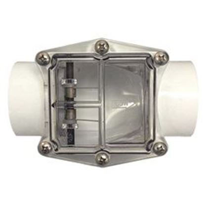 Picture of Check Valve: 2' Cr Back Flow Prevention Pvc- 0801-20H