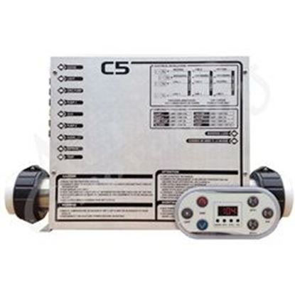 Picture of Control: C5-B 240v With 4.0kw Heater And Topside- Cbt7
