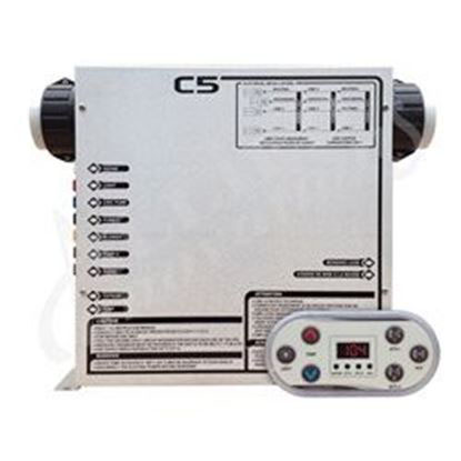 Picture of Control: C5-T 240v With 5.0kw Heater And Topside- Ctt5
