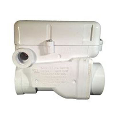 Picture of Flow Switch: 1-1/2' Pvc Slip Connection 1amp Grid Model 1- 57-F4-1000-WHT