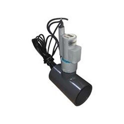 Picture of Flow Switch: 1-1/2' Pvc Slip Connection 1amp- 206-PVC-NOS