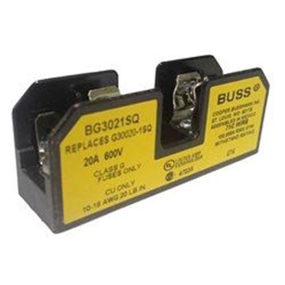 Picture of Fuse Holder: 300v 20amp G- Bg-3021sq