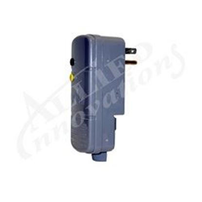 Picture of Gfci: 15amp 110v 90° Plug Without Cord- 16693