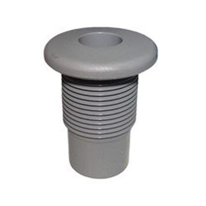 Picture of Heat Return: Accu-Return Wall Fitting Gray- 6540-731