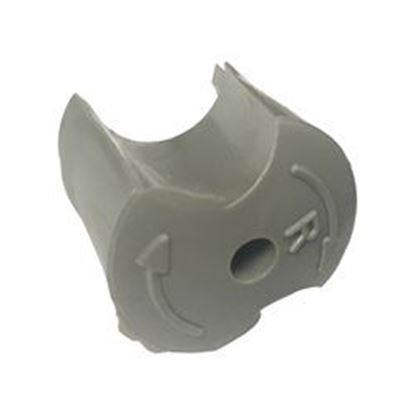 Picture of 6540-330 Jet Part: Pulsator Jet Nozzle Gray-6540-330