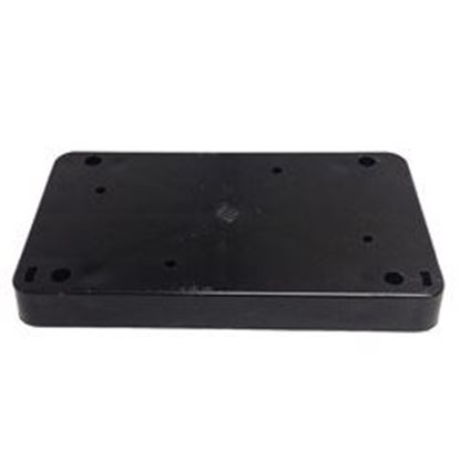 Picture of 672-1020 Motor Mount Base: 48 Frame 3/4' Thick-672-1020