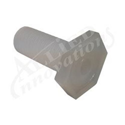 Picture of Pillow Hardware: Threaded Bushing- 6570-233