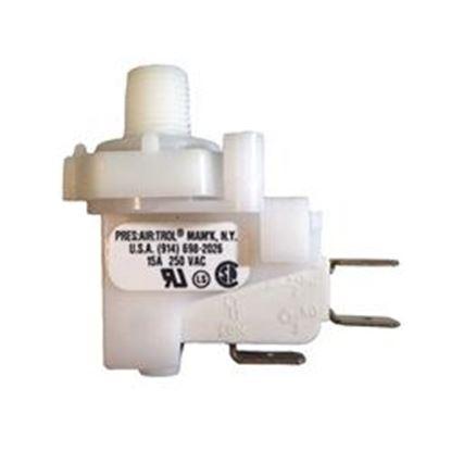 Picture of Pressure Switch: 15amp Spst- Tnp120e-2pr