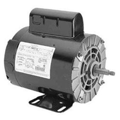Picture of 3721621-1 Pump Motor: 4.0hp 230v 2-Speed 56 Frame Thrubolt-3721621-1