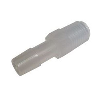 Picture of Pvc Adapter: 1/4' Mpt X 3/8'- 6540-386