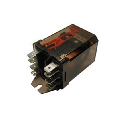 Picture of Relay: 110v Dpdt 16amp- Rm205-615