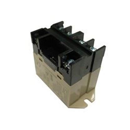 Picture of G7l-2a-Bubj-Cb-Dc24 Relay: 24vdc Dpst-No With Bracket-G7l-2a-Bubj-Cb-Dc24
