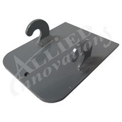 Picture of 122-001 Spadolly Part: Spajack Standard Adapter Plate-122-001