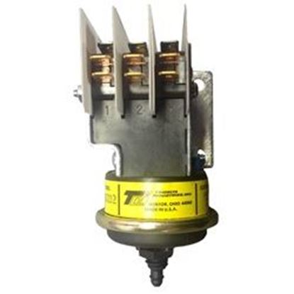 Picture of Stepper Switch:  3-Function- Sas-102
