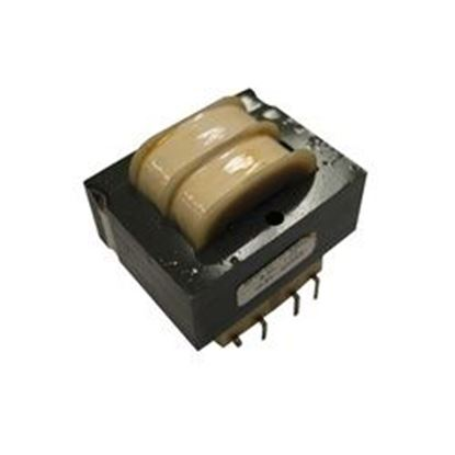 Picture of Spw-501-D Transformer: Pcb Mount 110/220v-12vac 8-Pin-Spw-501-D