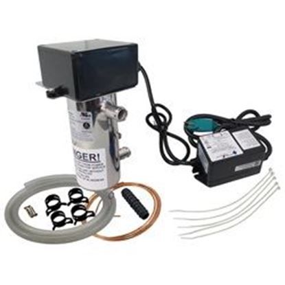 Picture of Uvc-3lrk2-A1 Uv Sanitizer System: 5w 240v 6gpm 3/4' Barb With Mjj Cord-Uvc-3lrk2-A1