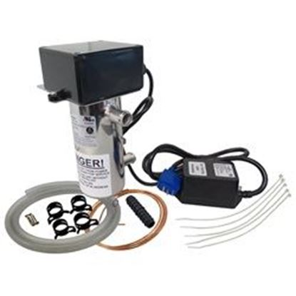 Picture of Uv Sanitizer System: 6w 120v 6gpm 3/4' Barb With Mjj Cord- Uvc-3lrk1-A1