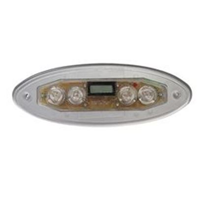 Picture of Topside: 4 Button 7' Cord Without Overlay 1996-2000 Marquis Spa- 51754
