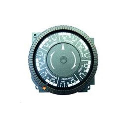 Picture of Time Clock: 110v 7 Day 4 Lug- TA4088