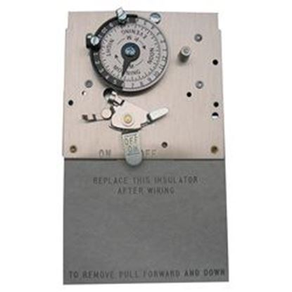 Picture of Time Clock: 120/240v - 40a - 24-Hour - Dpst Mechanism- M521G