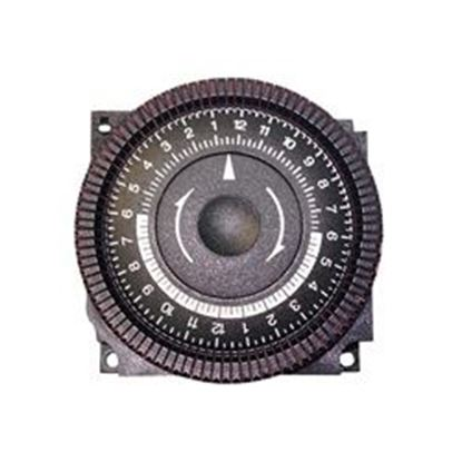 Picture of Time Clock: 220v Spdt 24 Hour 4 Lug- Ta4074