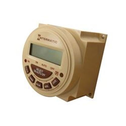 Picture of Pb314e Time Clock: 240v Spst 24 Hour Electronic