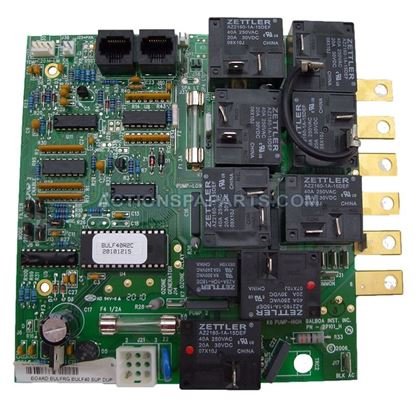 Picture of 65-1030 Circuit Board Bullfrog Bf40