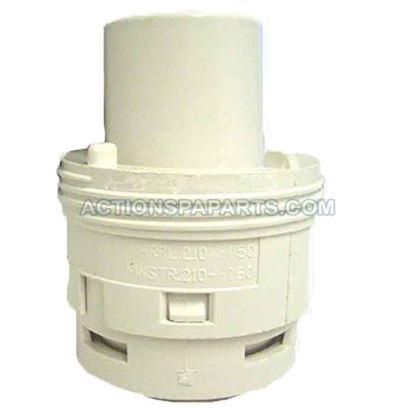 Picture of Insert Maxi Flo 5/8 White Plu21701200