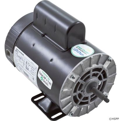 Picture of B233 Motor Ao Smith 56 Frame 2 Speed 230v 2.0 Hp 8.0 / 3.0 Amp