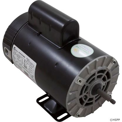 Picture of B235 Motor Ao Smith 56 Frame 2 Speed 230v 4.0 Hp 12.0 / 4.4 Amp